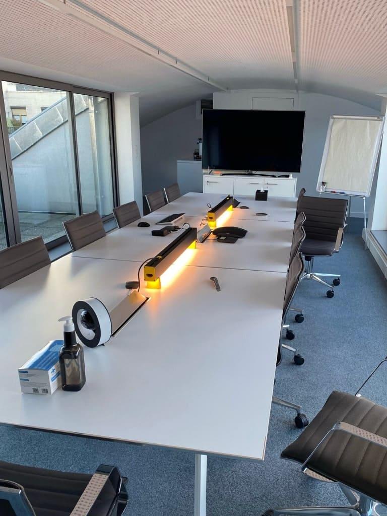 lod air table réunion